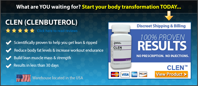 Clenbuterol Before and After | The Anabolic Database
